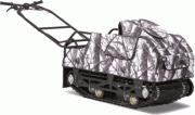 Мотобуксовщик BALTMOTORS (SnowDog) Compact R15MEWR (камуфляж)
