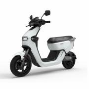 Электроскутер Xiaomi Molinks Electric Motorcycle Wind Version 1200 Вт White (1 аккумуляторная батарея)