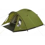 Палатка TREK PLANET Bergamo 4, зеленый (70206)