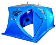 Палатка для зимней рыбалки HIGASHI Double Pyramid