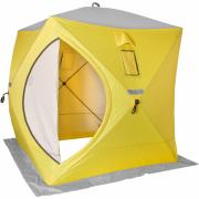 Зимняя палатка трехслойная Helios Куб 1,5х1,5 (УТ000046829)