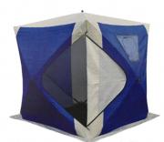 Палатка-куб для зимней рыбалки утепленная Coolwalk