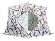 Палатка для зимней рыбалки HIGASHI Winter Camo Pyramid