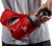 Сумка на пояс c флягой SALOMON Hydro 45 Belt красный/черный 40131300