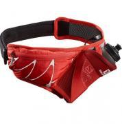 Сумка на пояс c флягой SALOMON SensiBelt красный/черный 40121600