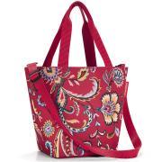 Сумка shopper xs paisley ruby Reisenthel