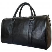 Кожаная дорожная сумка Noffo black Carlo Gattini 4018-01