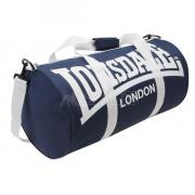 Сумка спортивная Lonsdale Barrel Navy White