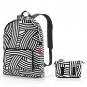 Рюкзак складной Reisenthel mini maxi zebra