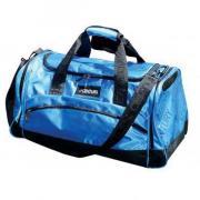 Спортивная сумка CENTURY Premium черно-голубая (США)