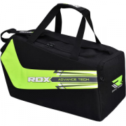 Спортивная сумка RDX Training Gym Black/Green RDX