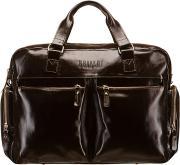 Кожаные сумки Brialdi DAYTON-shiny-br