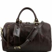 Tuscany Leather Дорожная сумка Voyager dark brown