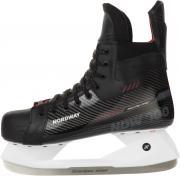 Nordway Коньки хоккейные NDW 700 SR, 2020-21, Черный, 44
