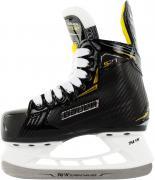 Bauer Коньки хоккейные детские Supreme S 27 YTH, черный
