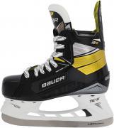 Bauer Коньки хоккейные детские SUPREME 3S, 2020-21, Черный, 34.5