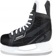 Коньки хоккейные NDW G100 SR, 2020-21, Черный, 46