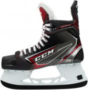 CCM Коньки хоккейные детские SK JETSPEED FT460, 2020-21, Черный, 37.5