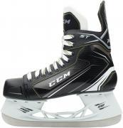 CCM Коньки хоккейные детские Super Tacks ST YTH, Черный, 32