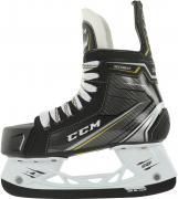CCM Коньки хоккейные детские Super Tacks 9060, Черный, 34