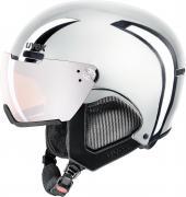 Шлем Uvex 500 Visor Chrome Ltd