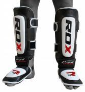 Защита голени со стопой RDX T-1 Gel (XL)