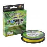 Леска Power Pro 0.10mm 92m Hi-Vis Yellow PP092HVY010