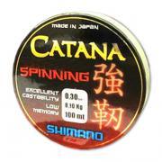 "Леска ""SHIMANO"" Catana 100m 0.14"