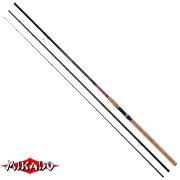 "Удилище штекерное ""Mikado"" SCR S-Match 390 ( 10 - 30 гр.) Carbon"
