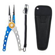 Ножи и ножницы для лески Щипцы Для рыбалки Портативные Алюминий Обычная рыбалка