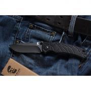 Нож складной Oslava Black s/w - MR.BLADE
