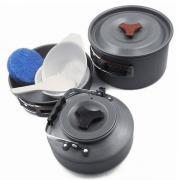 Набор туристической посуды Fire-Maple FMC-204 FMC-204