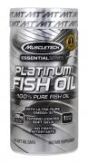 Omega-3 MuscleTech Platinum 100% Fish Oil 100 капс.