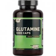 Optimum Nutrition Glutamine 1000 Caps 120 капс.