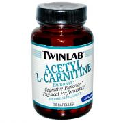 Twinlab Acetyl L-Carnitine 500 mg 30 капс.