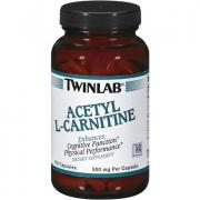 Twinlab Acetyl L-Carnitine 500 mg 120 капс.