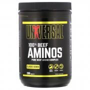 Universal Nutrition 100% Beef Aminos 200 табл. (Universal Nutrition)