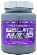 Scitec Nutrition Isolate Amino 500 капс.