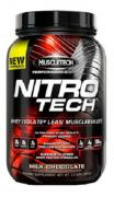 Протеин изолят MuscleTech Nitro-Tech Performance печенье-крем 907 гр.