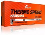 Olimp Thermo Speed Hardcore Mega Caps 120 капсул