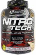 Протеин изолят MuscleTech Nitro-Tech Performance печенье-крем 1800 гр.