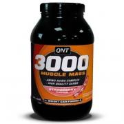 QNT Muscle Mass 3000 4500 гр Ваниль