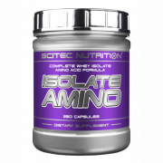 Scitec Nutrition Isolate Amino 250 капс.