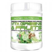 Scitec Nutrition Vita Greens & Fruits with Stevia 360 г