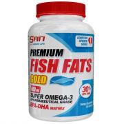 SAN Premium Fish Fats Gold 120 капс. (SAN)