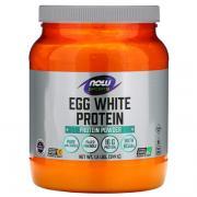 Протеин из яичного белка, протеиновый порошок, 544 г (1,2 фунта)