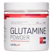 Level Up Glutamine Powder 240 г