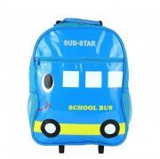 Чемодан детский Atma kids 510797 Mini-School Bus
