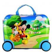 Чемодан детский Atma kids 512245 Mickey