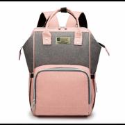 Рюкзак для мамы Rotekors Gear (Розовый)